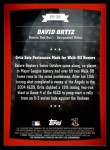 2010 Topps Peak Performance #38 PP  -  David Ortiz Peak Performance Back Thumbnail