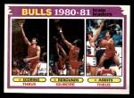 1981 Topps #46   Bulls Leaders Front Thumbnail