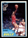 1981 Topps #69 MW Reggie Theus  Front Thumbnail