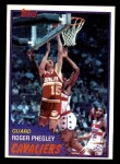 1981 Topps #75 MW Roger Phegley  Front Thumbnail