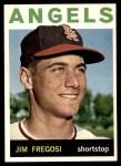 1964 Topps #97  Jim Fregosi  Front Thumbnail