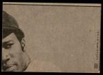 1974 Topps #337   -  Amos Otis / Cesar Cedeno All-Star Center Fielders   Back Thumbnail