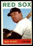 1964 Topps #410  Dick Stuart  Front Thumbnail