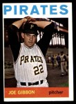 1964 Topps #307  Joe Gibbon  Front Thumbnail