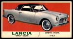 1961 Topps Sports Cars #59   Lancia Appia Coupe Front Thumbnail