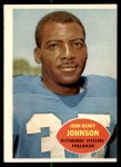1960 Topps #94  John Henry Johnson  Front Thumbnail