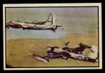1954 Bowman Power for Peace #15   No Fooling - Refueling Front Thumbnail