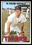 1967 Topps #30  Al Kaline  Front Thumbnail