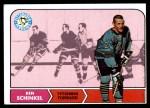 1968 Topps #106  Ken Schinkel  Front Thumbnail