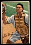 1952 Bowman #74  Wes Westrum  Front Thumbnail