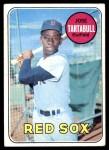 1969 Topps #287  Jose Tartabull  Front Thumbnail