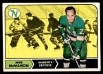 1968 Topps #46  Mike McMahon  Front Thumbnail