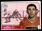 1968 Topps #103  Lou Angotti  Front Thumbnail