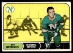 1968 Topps #49  Bob Woytowich  Front Thumbnail