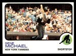 1973 Topps #265  Gene Michael  Front Thumbnail