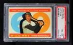 1960 Topps #564   -  Willie Mays All-Star Front Thumbnail