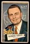 1952 Bowman Small #84  Raymond Parker  Front Thumbnail