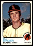 1973 Topps #570  Bill Singer  Front Thumbnail