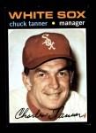 1971 Topps #661  Chuck Tanner  Front Thumbnail