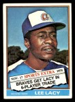 1976 Topps Traded #99 T Lee Lacy  Front Thumbnail