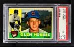 1960 Topps #182  Glen Hobbie  Front Thumbnail