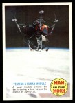 1969 Topps Man on the Moon #31 A  Testing A Lunar Module Front Thumbnail