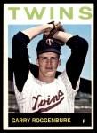 1964 Topps #258  Garry Roggenburk  Front Thumbnail
