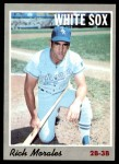 1970 Topps #91  Rich Morales  Front Thumbnail