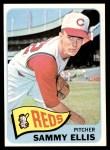 1965 Topps #507  Sammy Ellis  Front Thumbnail