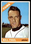 1966 Topps #322  Bill Faul  Front Thumbnail