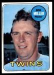 1969 Topps #403  Bob Miller  Front Thumbnail