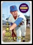 1969 Topps #90  Jerry Koosman  Front Thumbnail