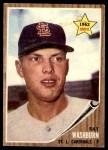 1962 Topps #19  Ray Washburn  Front Thumbnail