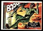 1966 Topps Batman Black Bat #45 BLK  Trap for the Riddler Front Thumbnail