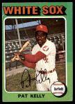 1975 Topps #82  Pat Kelly  Front Thumbnail