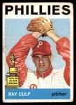 1964 Topps #412  Ray Culp  Front Thumbnail