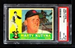 1960 Topps #516  Marty Kutyna  Front Thumbnail