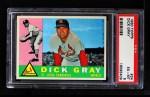 1960 Topps #24  Dick Gray  Front Thumbnail
