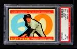 1960 Topps #571   -  Bill Pierce All-Star Front Thumbnail
