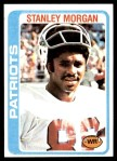 1978 Topps #361  Stanley Morgan  Front Thumbnail