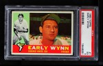 1960 Topps #1  Early Wynn  Front Thumbnail