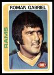 1978 Topps #409  Roman Gabriel  Front Thumbnail