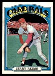 1972 Topps #775  Jerry Reuss  Front Thumbnail