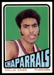 1972 Topps #181  Collis Jones   Front Thumbnail