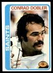 1978 Topps #446  Conrad Dobler  Front Thumbnail