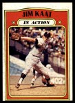 1972 Topps #710   -  Jim Kaat In Action Front Thumbnail