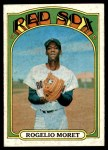 1972 Topps #113  Rogelio Moret  Front Thumbnail
