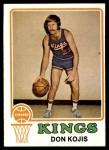 1973 Topps #102  Don Kojis  Front Thumbnail