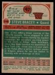 1973 Topps #119  Steve Bracy  Back Thumbnail