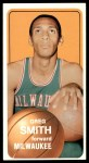 1970 Topps #166  Greg Smith   Front Thumbnail